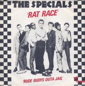 画像1: THE SPECIALS/RAT RACE 【7inch】 FRANCE CHRYSALIS