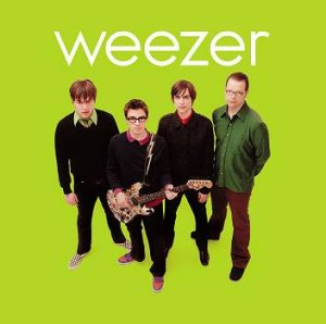 画像1: WEEZER/THE GREEN ALBUM 【LP】 US GEFFEN