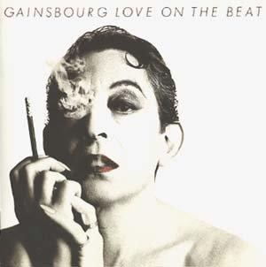 セルジュ・ゲンスブール:SERGE GAINSBOURG/LOVE ON THE BEAT 【CD】 JAPAN PHILIPS