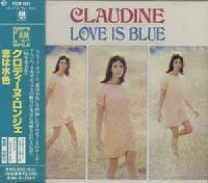 画像1: クロディーヌ・ロンジェ:CLAUDINE LONGET/恋は水色:LOVE IS BLUE 【CD】 日本盤 新品