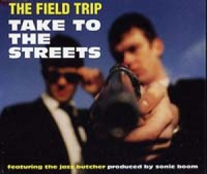 画像1: THE FIELD TRIP FEATURING THE JAZZ BUTCHER PRODUCED BY SONIC BOOM/TAKE TO THE STREETS 【CDS】 AUSTRIA WATERCOLOUR