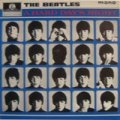 THE BEATLES/A HARD DAYS NIGHT 【LP】 UK EMI REISSUE