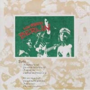 ルー・リード:LOU REED/BERLIN 【CD】 CANADA RCA/BMG