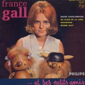画像1: FRANCE GALL/SACRE CHARLEMAGNE 【7inch】