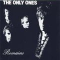 THE ONLY ONES/REMAINS 【CD】フランス盤