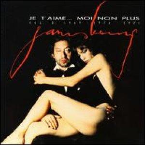 SERGE GAINSBOURG / JE T'AIME MOI NON PLUS VOL.5:1969・1970・1971 【CD】 FRANCE PHILIPS