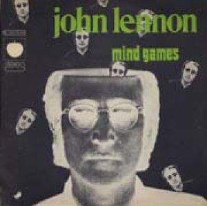 画像1: JOHN LENNON/MIND GAMES 【7inch】